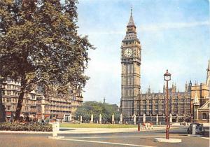 Parliament Square & Big Ben - London