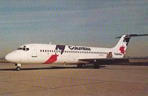 COLUMBIA AIR DC-9-32