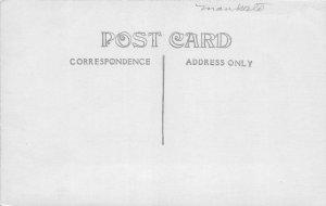 G86/ Mankato Minnesota RPPC Postcard c1910 Good Council Hill Church