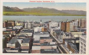 VANCOUVER, British Columbia, Canada, 1900-1910's; Financial Section
