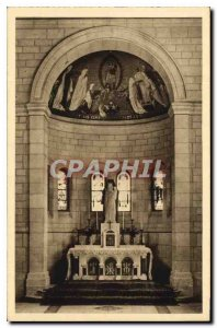 Postcard Old edition of the National Basilica of Bois Chenu Domremy