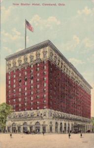 Ohio Cleveland New Statler Hotel
