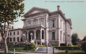 SACRAMENTO , California , 00-10s ; Crocker Art Gallery