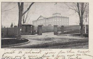SPRINGFIELD , Massachusetts , 1905s ; U.S. Arsenal
