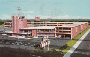 Kentucky Louisville The Albert Pick Motel 1965