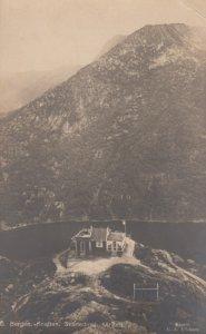 RP: Bergen , Knatten , Svartedidal , Ulriken , NMorway , 1910s