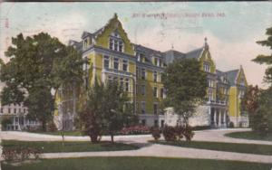 Indiana South Bend St Mary's Academy 1908