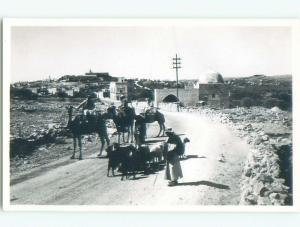 old rppc NICE VIEW Bethlehem - West Bank - Palestine Israel i1957