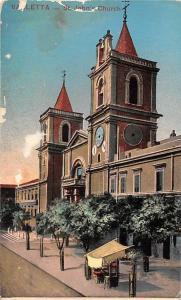 Malta Valetta - St. John's Church