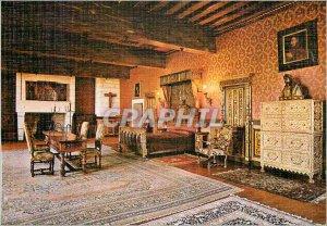 Postcard Modern Bourdeilles (Dordogne) Inside the Renaissance Palace (XVI S) ...
