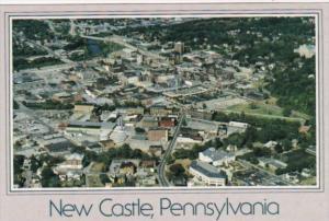 Pennsylvania New Castle Aerial View