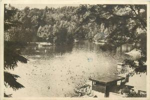 Romania Sovata Ursu lake