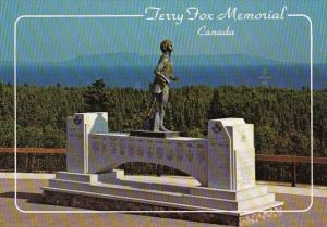 Canada Ontario Thunder Bay Terry Fox Memorial