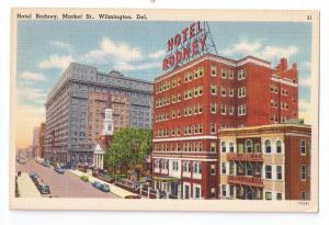 Hotel Rodney Market Street Wilmington DE Linen