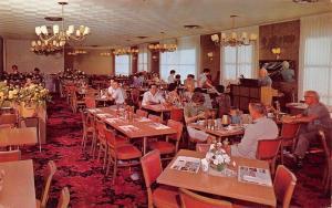 Cheyenne Wyoming~Americas New Travel Center~1960 Postcard