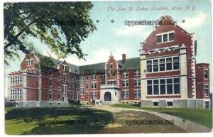 New St. Lukes Hospital, Utica NY