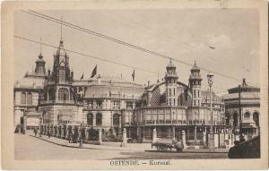 Belgium Ostende kursaal 01.18