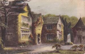 England Exeter Home Of Reverend Baring Gould 1921