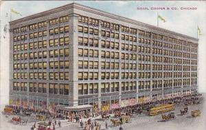 Illinois Chicago Siegel Cooper & Company 1910