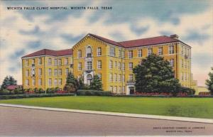 Texas Wichita Falls Clinic Hospital