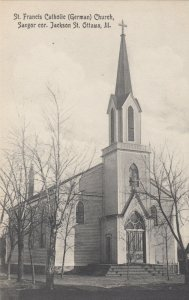 OTTAWA , Illinois , 00-10s ; St Francis Catholic (German) Church