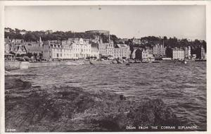 RP, Oban From The Corran Esplanade, Scotland, UK, 1920-1940s