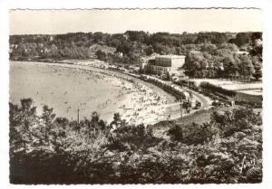 RP; Perros-Guirec , Côtes-d´Armor , Brittany, France. 30-50s; Plage de Tres...