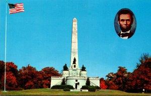 Illinois Springfield Lincoln Monument