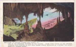 CAVE;Skyland in Endless Caverns, New Market, Virginia, 10-20s