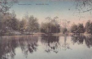 Ohio Delaware Greenwood Lake Handcolored Albertype