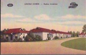 LA Ruston Lincoln Courts