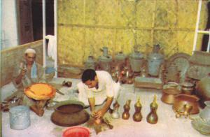 KUWAIT , 1980 ; Traditional Kuwaiti Handcraft