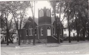 RP: Our Saviors Lutheran Church, BALDWIN, Wisconsin, 30-40s