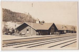 RPPC, RR Depot, Lake Louise, Alberta