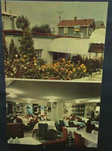 Postcard Unused Erculiani's Restaurant Gallitzin PA LB