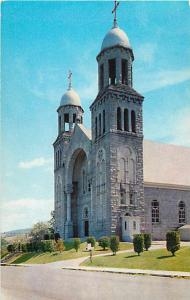 St. Mary's Star of the Catholic Church Newport Vermont 1958