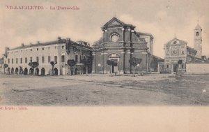 Villafalletto , Cuneo , Piedmont , Italy , 00-10s ; La Perrocchia