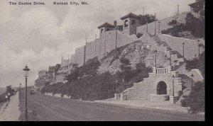 Missouri Kansas City The Coates Drive  Albertype