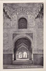 RP, Sala De Las Dos Hermanas, Granada (Andalucia), Spain, 1920-1940s
