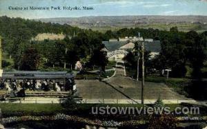 Casino, Mountain Park Holyoke MA 1914