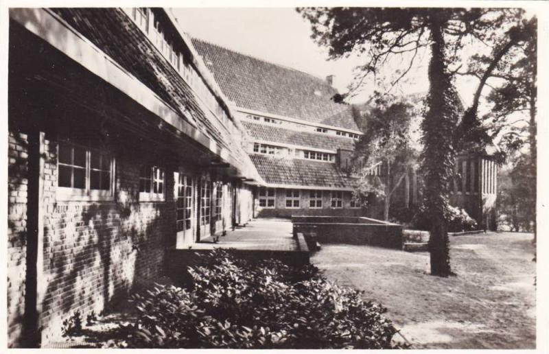 RP, Terras Kapelzijde, Woudschoten, Zeist (Utrecht), Netherlands, 1920-1940s
