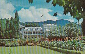 Trinidad Port-Of-Spain Residence Of The Governor Generall