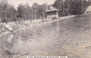 RP: The Reservoir , DAUPHIN , Manitoba , Canada , 1900-10s