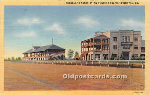 Keenelan Association Running Track Lexington, Kentucky, KY, USA Unused
