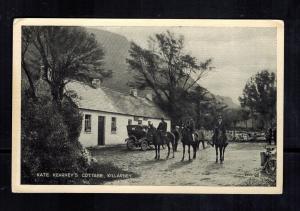 Mint Picture Postcard Ireland County Kerry Kate Kearney's Cottage Killarney car