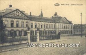 Seraing, France, Carte, Postcard Chateau Cokerill Seraing Chateau Cokerill