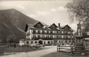 Austria Plansee Tirol Hotel Forelle 01.39