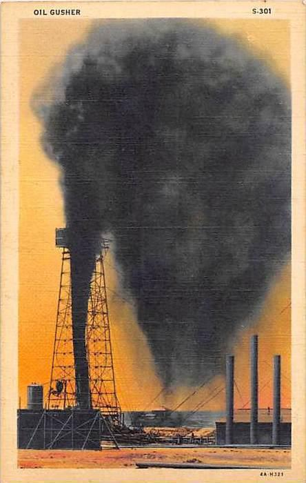 6688   Oil Gusher