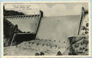 WV - Tygart's Valley Flood Control Dam near Grafton and Fairmont