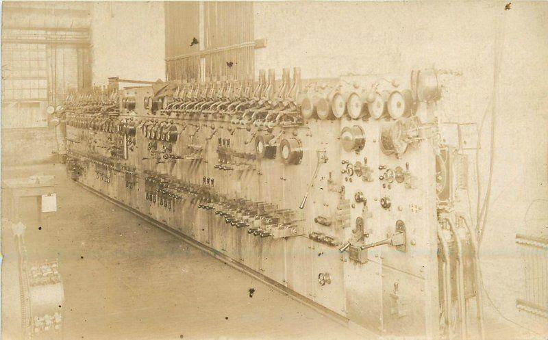 C-1910 Electric Control Panel Switch Lever Dial Factory Industry RPPC 5747